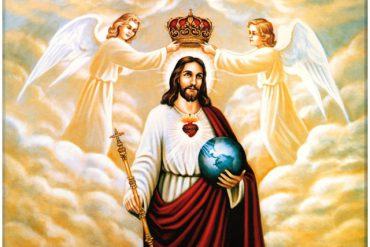 Reflection: November 22 2020 (A) Our Lord Jesus Christ, King of the Universe